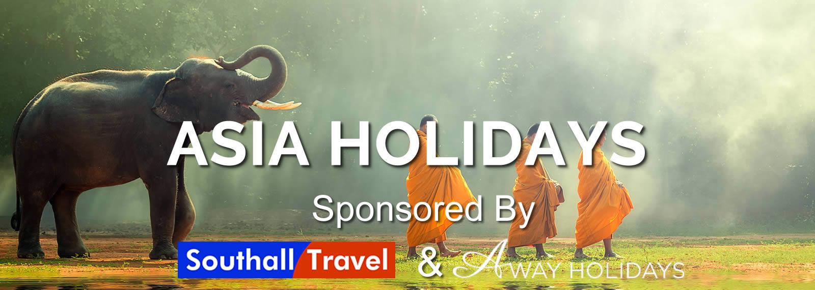 Asia Holidays